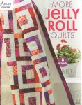 More Jelly Roll Quilts. Book by Annie´s  Quilting