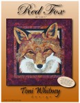 Red Fox. Pattern by Toni Whitney