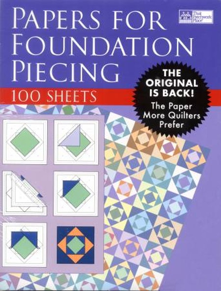 Paper for Foundation Piecing. 100 ark