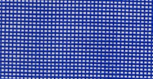 Royal-blue Mesh for bag, 55 * 92 cm