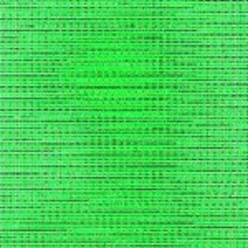 Lime-green Mesh for bag, 55 * 92 cm