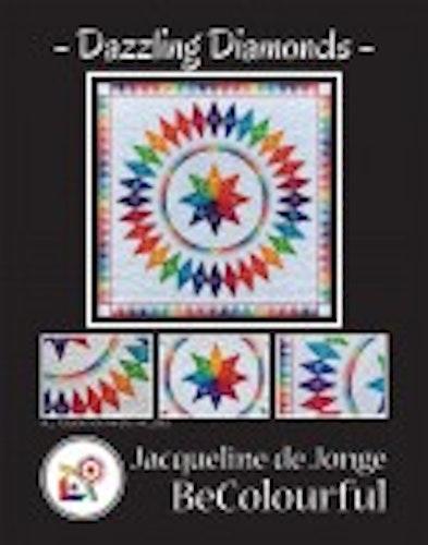 Dazzling Diamonds. Mönster av Jacqueline de Jonge