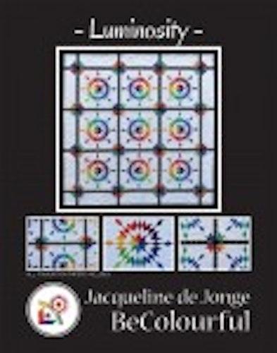 Luminosity. Mönster av Jacqueline de Jonge