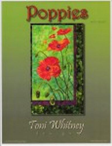 """""""Poppies"""". Mönster av Toni Whitney"""