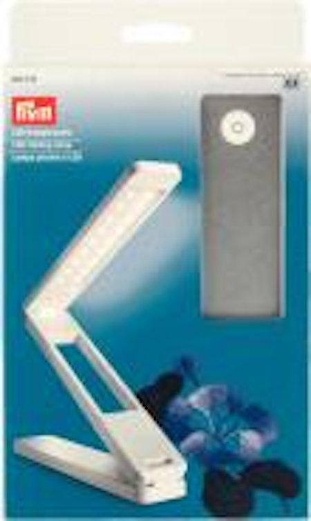 LED-lampa från Prym, laddbar