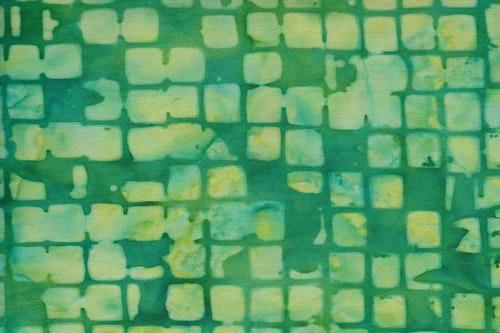 Grön med grönt rutnät