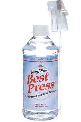 Best Press parfymfri från Mary Ellen. 473 ml