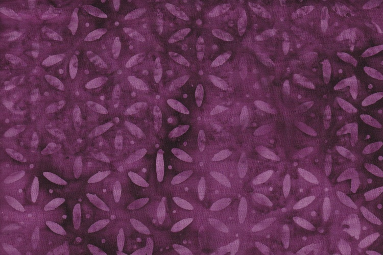 Purple with small flowers. Viscose. 140 cm wide