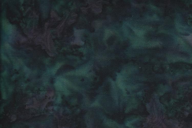 Dark green-black marbled