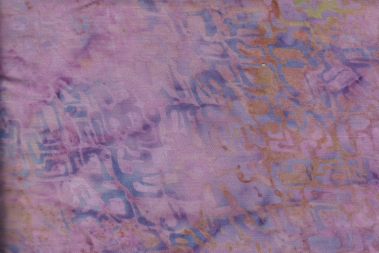 Purple-pink-beige. Viscose 130 cm wide