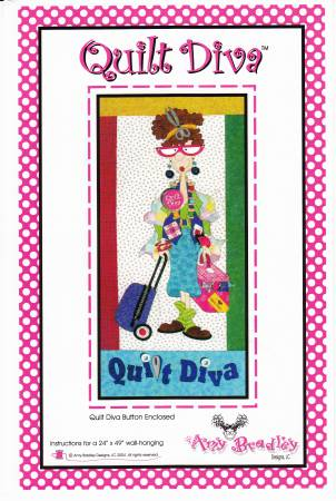 Quilt Diva, Pattern from Amy Bradley