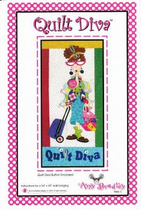 Quilt Diva. Mönster från Amy Bradley