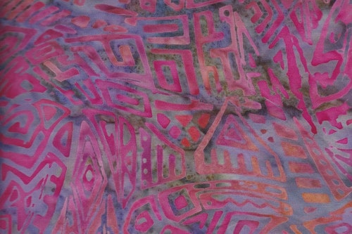 Flerfärgat med tryck