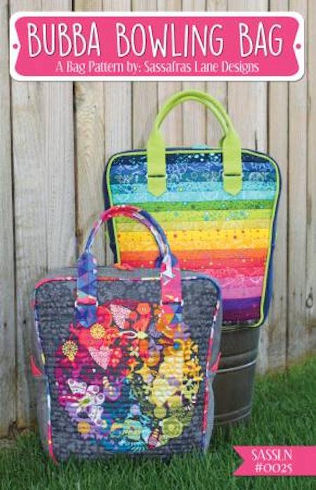 Bubba Bowling Bag från Sassafras Lane Designs