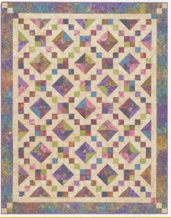 "Mönster ""Buckeye Beauty"" från Cozy Quilt Designs"