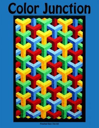 Color Junction. Mönster av Quilters clinic