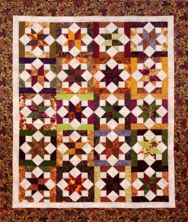 """Mönster """"Equinox"""" från Cozy Quilt Designs"""