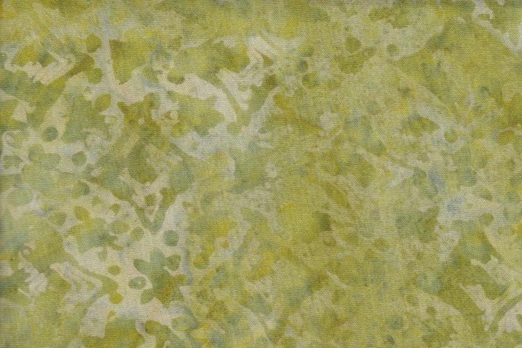 Limegrön och ljusgrön. Balibatik i trikå. 100% bomull
