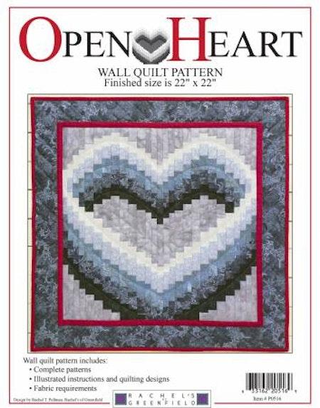 Mönster Open Heart