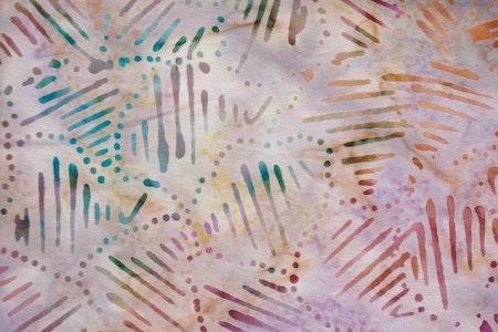 Flerfärgad bakgrund med flerfärgat enkelt mönster