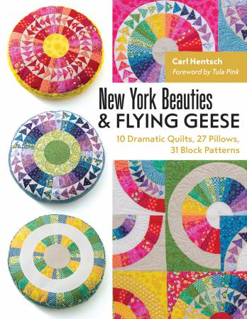 New York Beauties & Flying Geese. Bok av Carl Hentsch