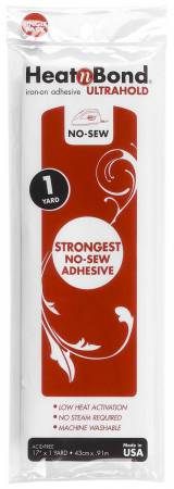 "Adhesive 17""*1 yard, 43*93 cm, Heat n'Bond ultrahold"