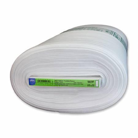 """Fusible Fleece, 45""""/114 cm bred, metervara, från Pellon. 100 kr/m, beställ per dm"""