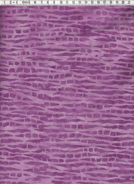 Lila och ljuslila-violett. Batiktyg i bomull från Bali