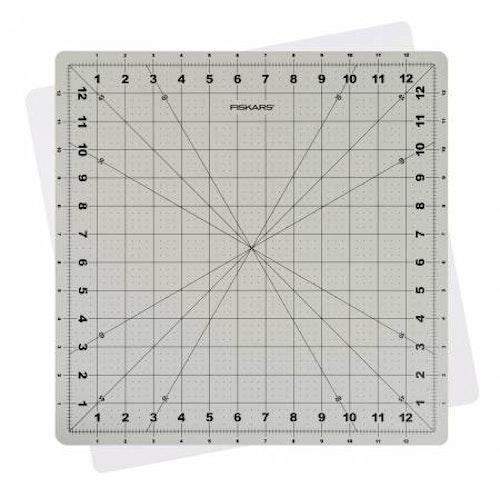 Roterande matta, 14*14 inch, Fiskars