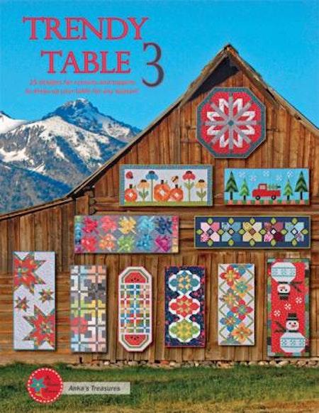 Trendy Table 3. Av Heather Peterson of Anka´s Treasures