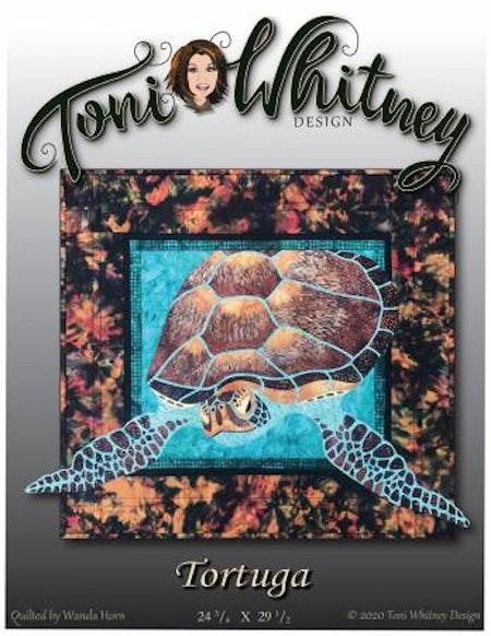 Tortuga. Mönster av Toni Whitney