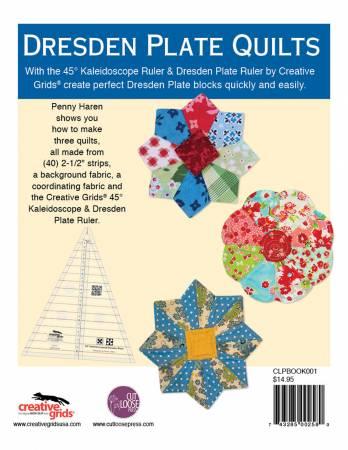 Dresden Plate Quilts. Bok från Cut Loose