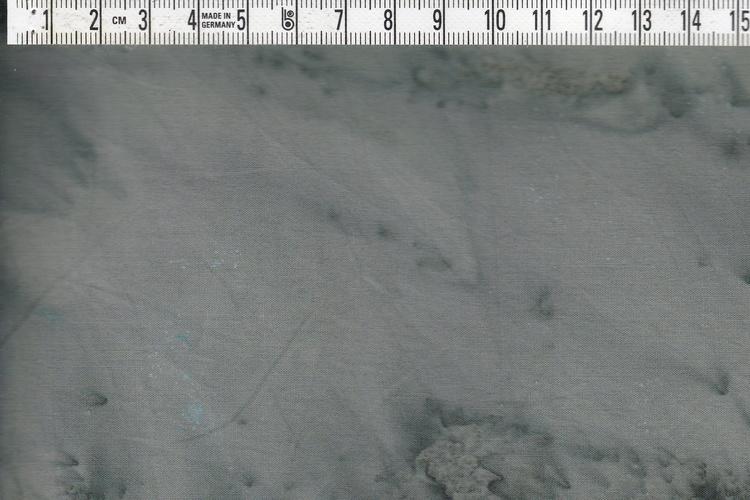 Grå-grön flammig melerad. Extra bred 275 cm