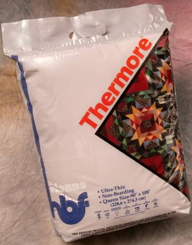 "Thermore Ultra Thin Queen Size 90 x 108"", från Hobbs USA"