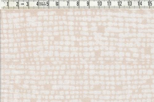"""Vitt och beige med """"rutmönster"""". 120 cm bred"""