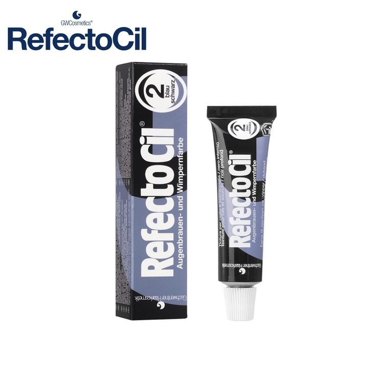 Refecticil svart-blå