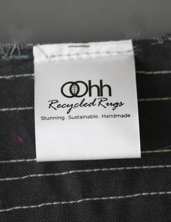 Oohh recycled textil