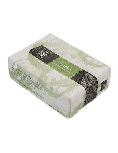 Tvål Fair Trade, gurka