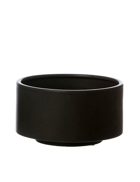 Skålar | krukor i keramik, svarta