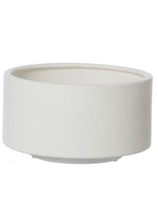 Skålar | krukor i keramik, vita