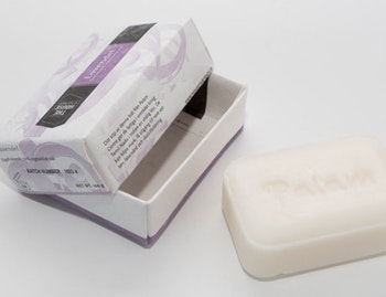 Tvål Fair Trade, lavendel