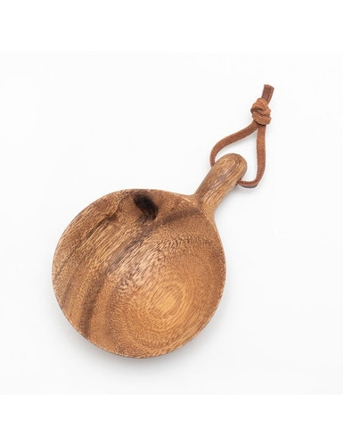 Liten träskål suarträ, fair trade