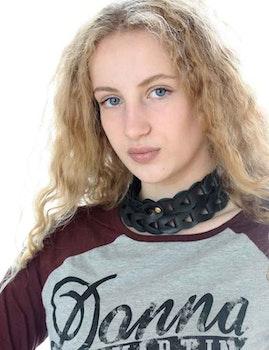 Halsband | bälte återvunnet gummi
