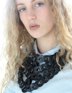 Halsband återvunnet gummi
