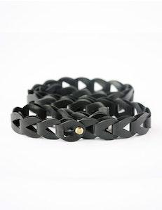 Halsband|bälte återvunnet gummi