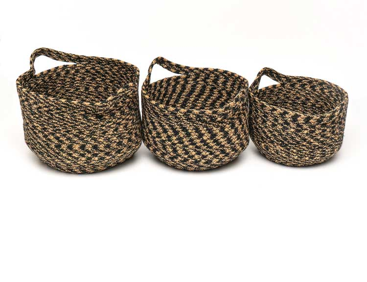 Jutekorgar fair trade