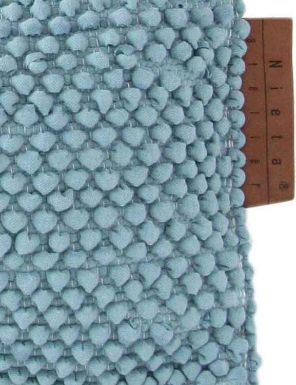 Avlångt kuddfodral återvunnen textil
