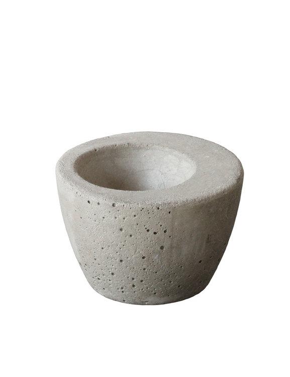 Äggkoppar betong 2-pack