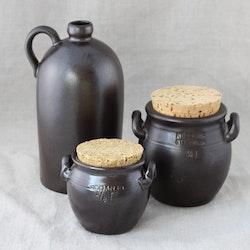 Höganäs krus och flaska