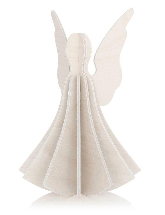 Lovi ängel stor, platta paket